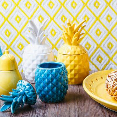 Mes deco news blog de design et de d coration for Objet deco jaune